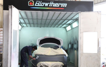 Car Dent Repair in Dubai